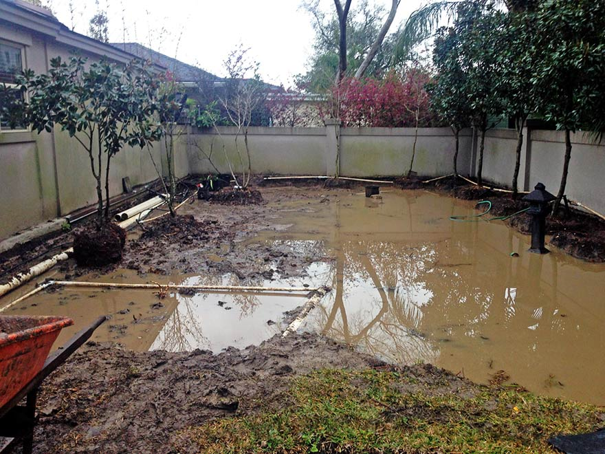 Do You Need Better Drainage Ponseti Landscaping
